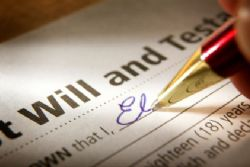 Making a will in Spain