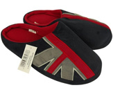Mens Patriotic Union Jack Slippers