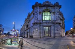 Central bank takes over Banco Madrid