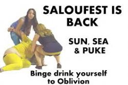 Saloufest 2015 underway