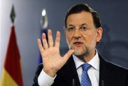 "Rajoy: ""Who's talking about bailouts, recession or unemployment?"""