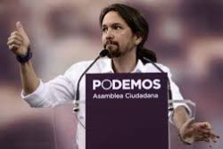 Spain's anti-austerity Podemos tied with mainstream parties : Poll