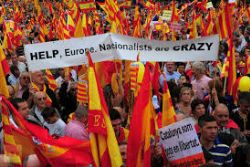 1 Mln Catalans Still Undecided about Spanish Independence