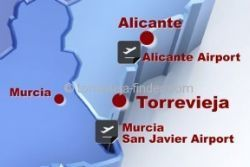 Murcia's San Javier Airport numbers down on Corvera confusion