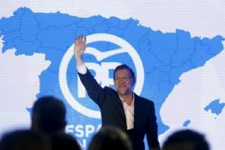 "Rajoy suggests there could be ""a surprise"" on December 20"