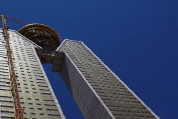 Landmark Benidorm tower up for sale