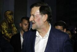 Spanish PM Rajoy Punched in Face Whilst Electioneering