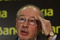 Ex-IMF chief Rato faces trial over Spanish credit card use