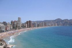 Benidorm breaks record for overnight hotel stays