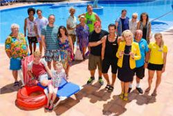 Benidorm TV series appeal for Extras