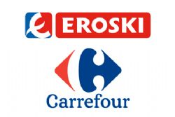Eroski sell 36 Stores and Malls to Carrefour