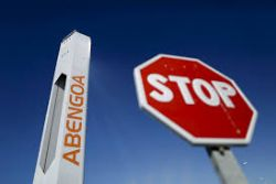 Spain's Abengoa gets creditor backing for standstill