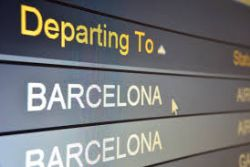 Leeds-Bradford to Barcelona routes underway
