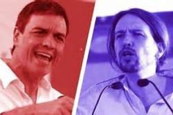 Spain's Socialists, Podemos open coalition talks