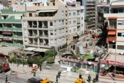 Two Feared Dead After Tenerife Building Collapses