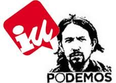 Podemos join with communist group to run in new election