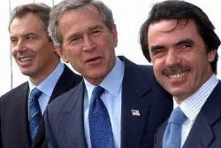 Aznar and Blair agreed on joint Iraq war communications strategy