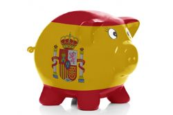 Spain banks borrowed EU127 bln from ECB in June