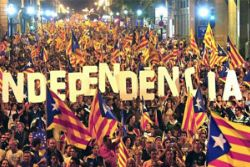 Spain Seeks Criminal Charges Against Catalan Parliament