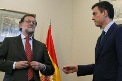 Spanish PM ready to negotiate 125 points with opposition leaders