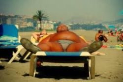 64% of Spaniards overweight : Study