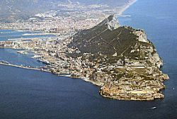 Gibraltar signs LNG deal with Shell to combat electricity shortages