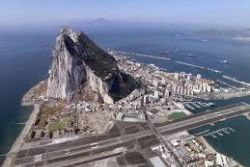 Spanish Miltary Plane delays flight from Gibraltar airport
