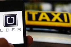 Taxi Drivers Across Spain Strike over Ride Sharing Uber and Cabify