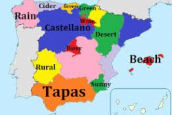 Which other regions want to secede from Spain ?