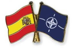 NATO says Catalonia issue domestic matter to be resolved by Spain