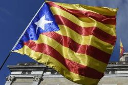 Spain's economic forecast to rise if Catalonia returns to 'normality' - PM