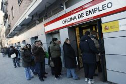 Spain Among the Countries with the Highest Unemployment in Europe