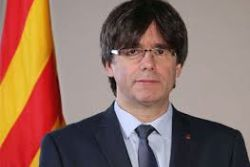Fugitive former leader cannot rule Catalonia from abroad says Madrid