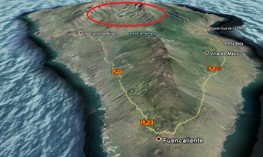 El Hierro Volcano 6th October Tumbit News Story