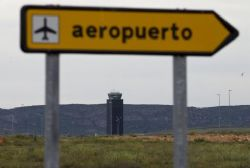 Government to Underwrite 5.6 Million euro loss at Castellon airport for 2012