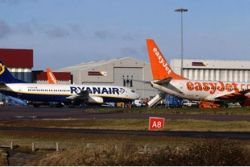 Gap between Easyjet and Ryanair narrows