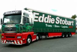 Eddie Stobart Commences Spain - UK Rail Freight