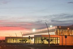 Castellon airport spends €7'700 per month on electricity