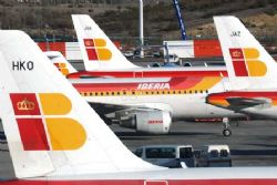 Spain's Iberia files legal action against strikers