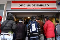 Euro zone unemployment equals record high in March