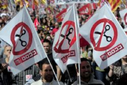 Thousands attend May Day protests
