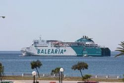 Ferry Company take on Ryanair over Barcelona - Menorca route