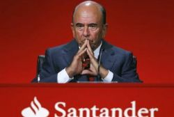 'No to bad bank' : Santander CEO