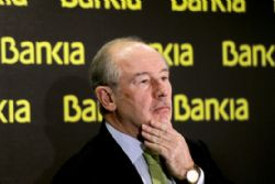 Bankia chief Rato steps down as Spain readies bailout