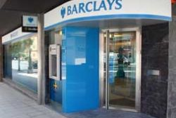 Barclays shares hit by Spain's debt crisis