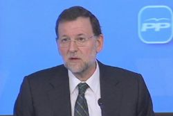 Rajoy : 'Spain says no to Bailout'