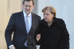 Spain irresponsible over real estate bubble : Merkel