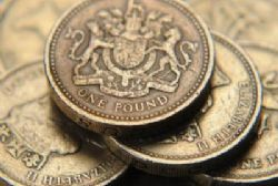 Spain worries propel sterling to 3-1/2 yr high