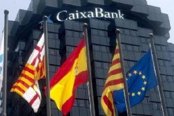 CaixaBank, Popular suffer Spanish property losses