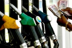 Petrol up by �5 on same week 2011
